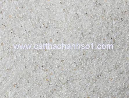 cát thuỷ tinh quảng ninh