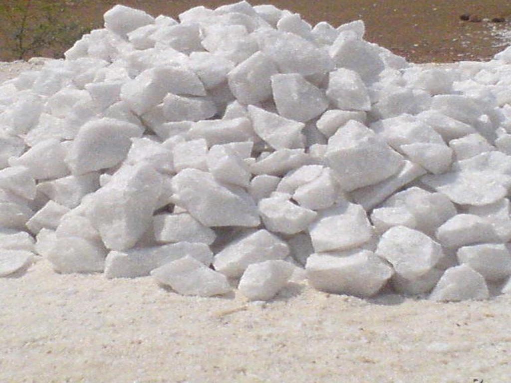 đá thạch anh xay